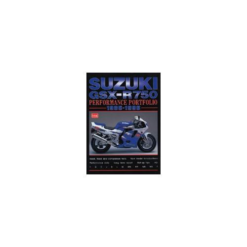 Suzuki GSX-r750 1985-96 image #1