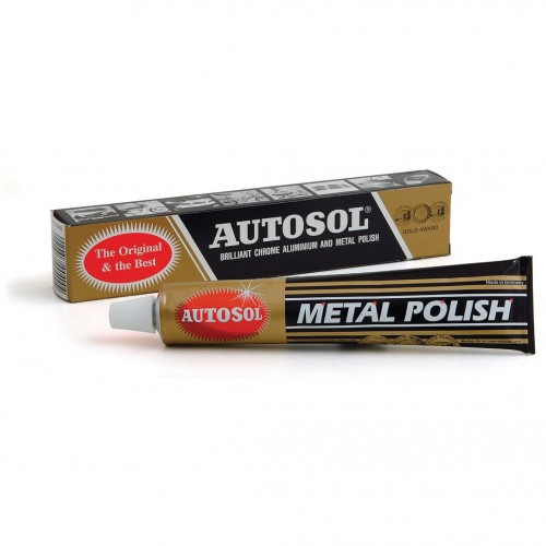 Autosol Chrome/Alum/Met Polish image #1