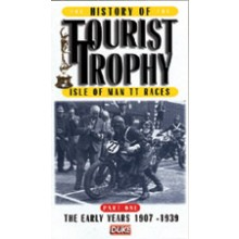 History of the Tourist Trophy 1907-1939 (VHS)
