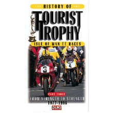 History of the Tourist Trophy 1977-2000 (VHS)
