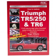 How to Restore TR5/250/TR6