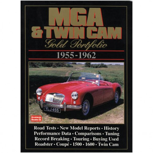 MGA & Twin Cam image #1