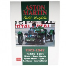 Aston Martin 1921-1947