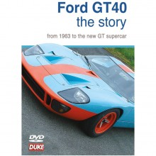 Ford GT40 - The Story