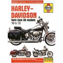 Harley-Davidson Twin Cam 88 Haynes Manual