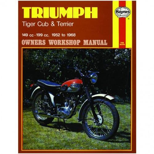 Triumph Tiger Cub & Terrier Haynes Manual image #1