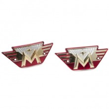 Matchless Petrol Tank Badges