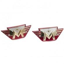 Matchless Petrol Tank Badges