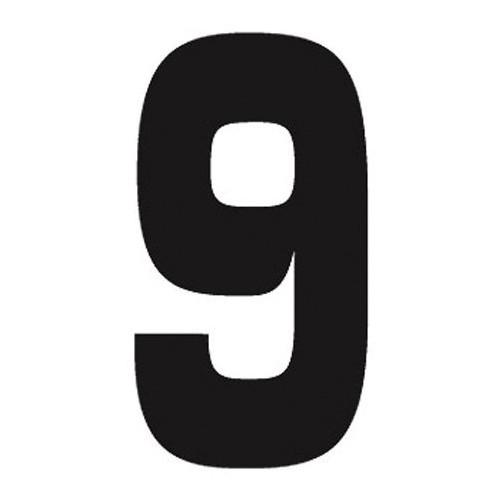 Race 7' Black Numbers image #1