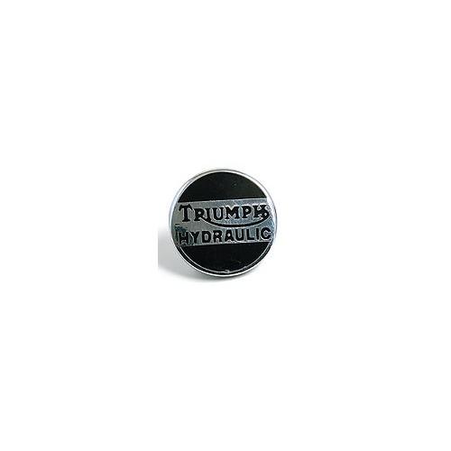 Triumph Hydraulic Lapel Badge image #1