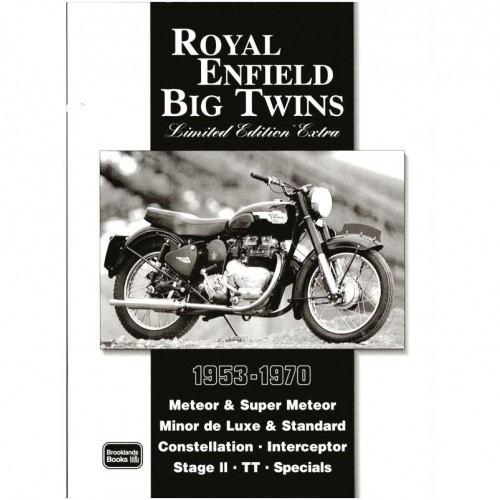 Royal Enfield Big Twins '53-70 image #1