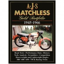 AJS Matchless 1945-1966
