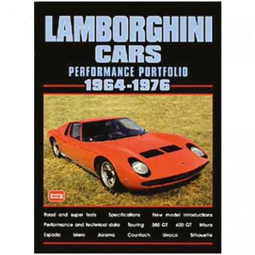 Lamborghini Cars 1964-76 image #1
