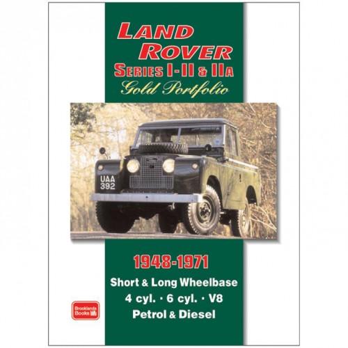 Land Rover Series I/II/IIA image #1