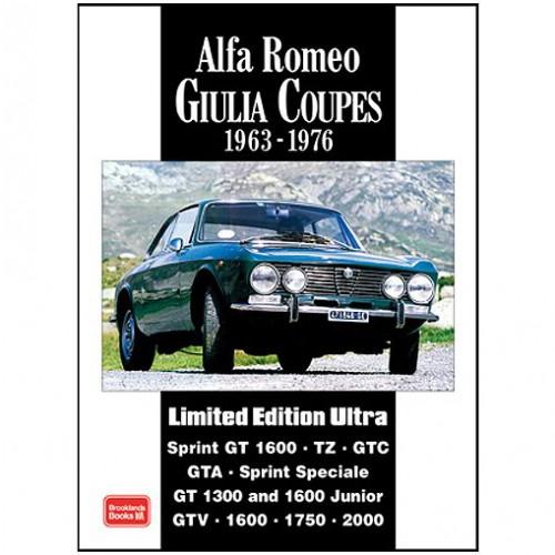 Alfa Romeo Giulia Coupes 1963-76 image #1