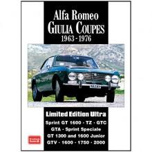 Alfa Romeo Giulia Coupes 1963-76