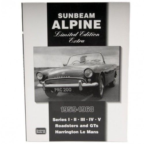 Sunbeam Alpine 1959-68 image #1