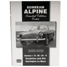 Sunbeam Alpine 1959-68