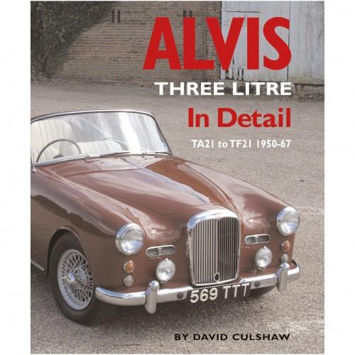 Alvis 3-Litre in detail image #1