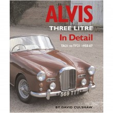 Alvis 3-Litre in detail