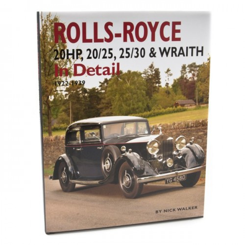 Rolls-Royce 20HP  20/25  25/30 & Wraith image #1