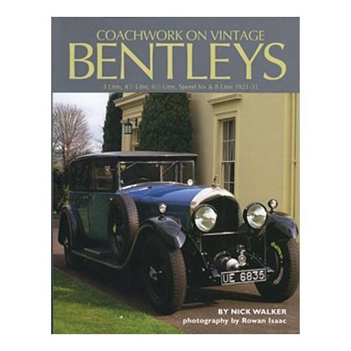 Bentley-Coachwork on Vintage Bentleys image #1