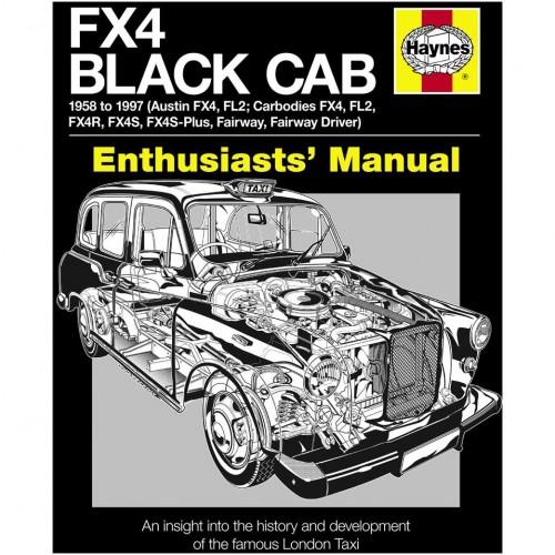 FX4 Black Cab image #1