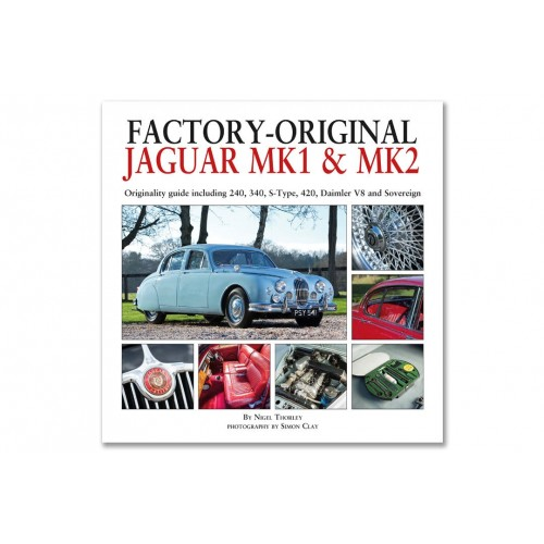 Original Jaguar Mk I/Mk II