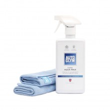 Autoglym Rapid Aqua Wax Polish (500ml)