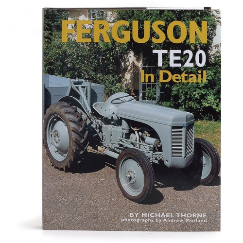 Ferguson TE20 in detail image #1