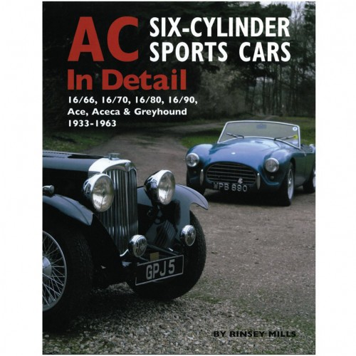 AC - Six-Cylinder Sports Cars in detail image #1