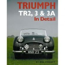 Triumph TR2  TR3 & TR3A in Detail