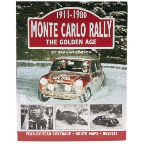 Monte Carlo Rally The Golden Age 1911-1980 image #1