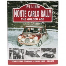 Monte Carlo Rally The Golden Age 1911-1980