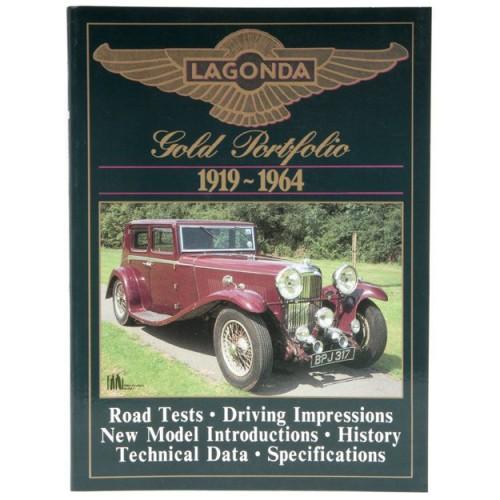 Lagonda 1919-1964 image #1