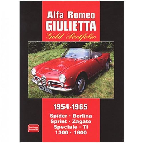 Alfa Romeo Giulietta 1954-1965 image #1