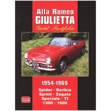Alfa Romeo Giulietta 1954-1965