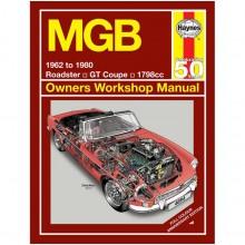MGB 1798cc (1962-1980) Haynes Manual Special Edition