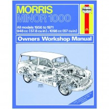 Morris Minor 1000 (1956 -1971) up to K Haynes Manual