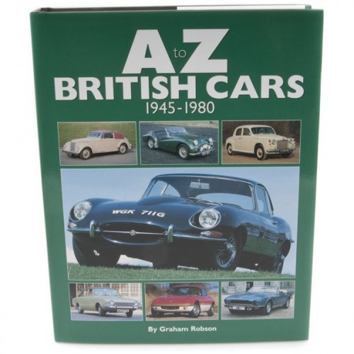 A-Z of British Cars 1945-1980 image #1