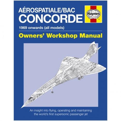 Concorde Manual image #1