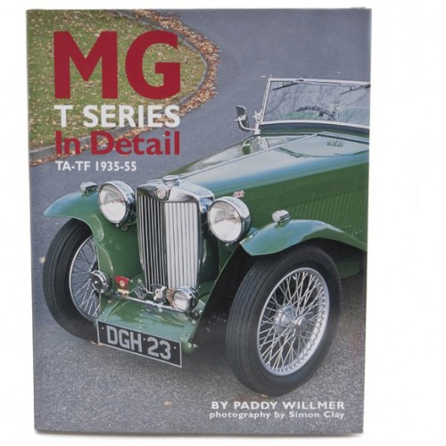MG T Series in detail image #1