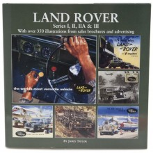 Land Rover Series I  II  IIA & III