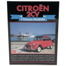 Citroen 2CV Ultimate Portfolio