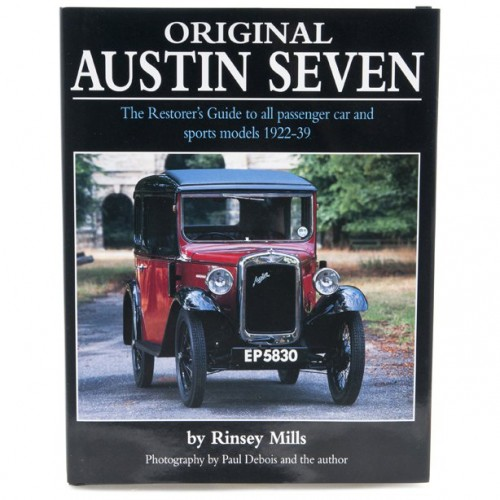 Original Austin Seven image #1