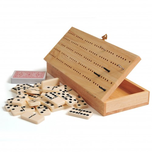 Dominoes and Cribbage image #1