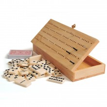 Dominoes and Cribbage