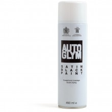 Autoglym Satin Black Paint