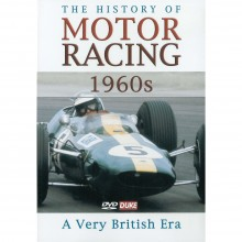 History of Motor Racing 1960s (DVD)