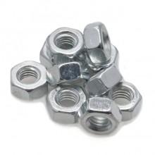 2BA Nut Steel